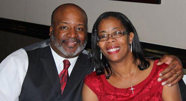 Pastor Frank and Pastor Tasey